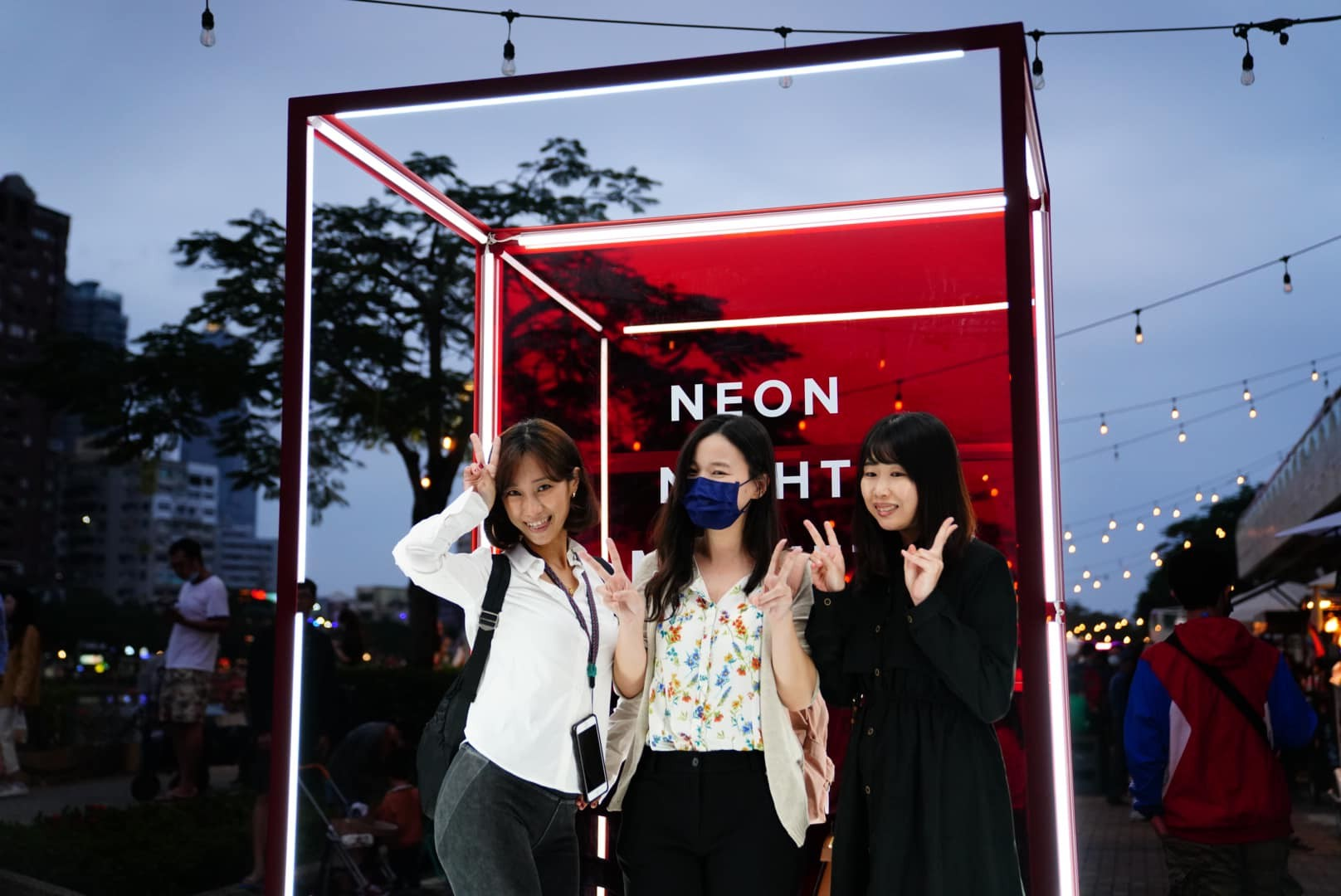 NEON MARKET – 霓虹派對1.0