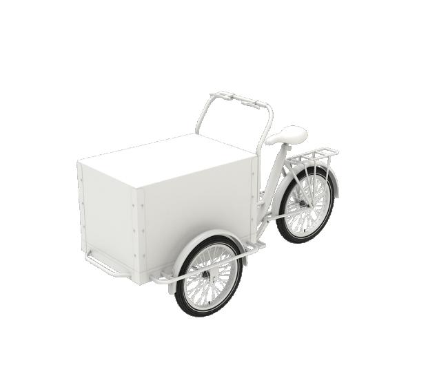 前廂式三輪車款