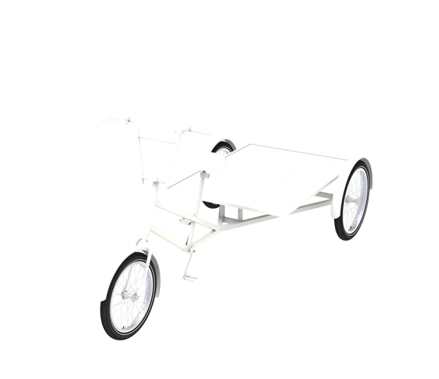 後廂式三輪車款