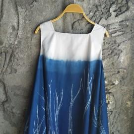 藍染手工服飾