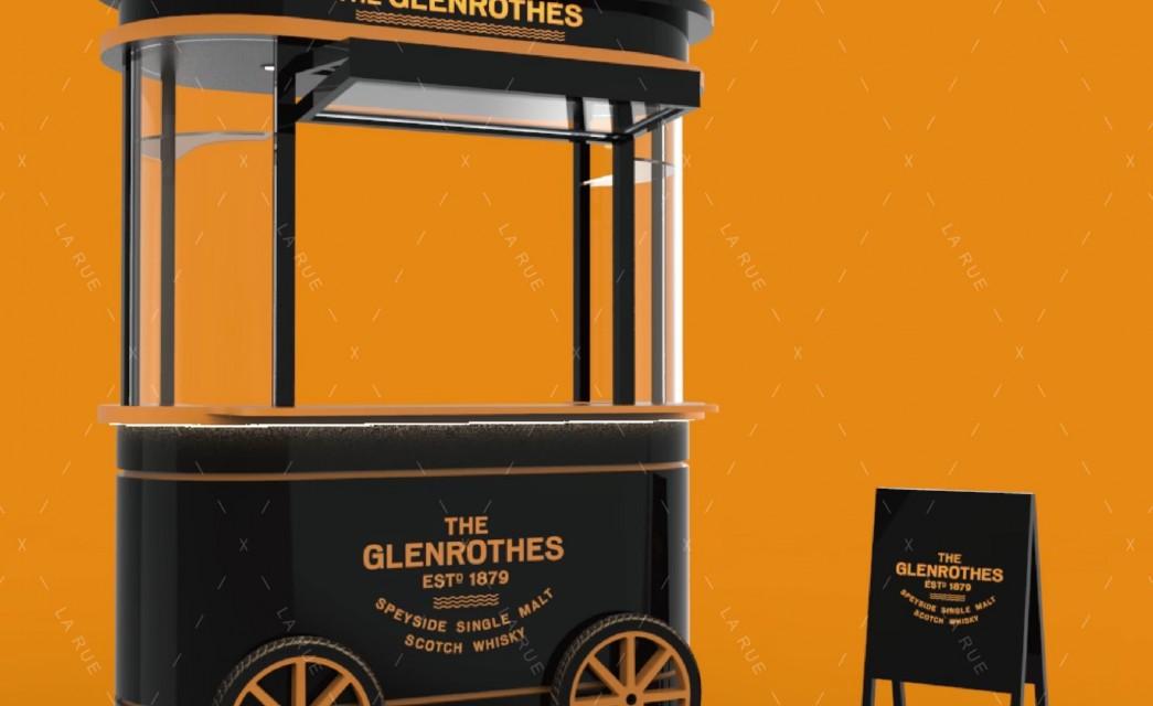 定點餐車 調酒產品概念餐車