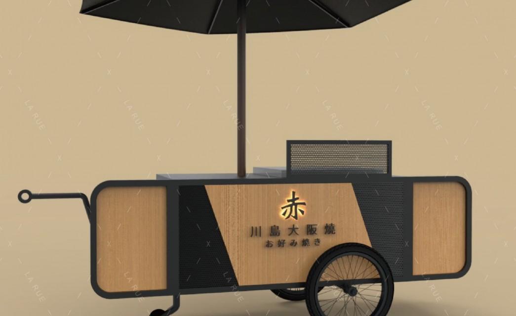 拖曳餐車|大阪燒