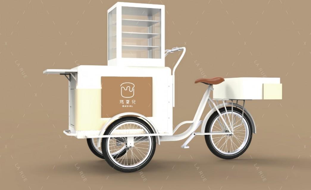 三輪餐車|甜點概念車 001