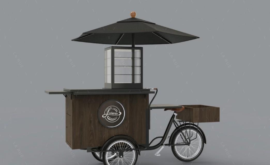 三輪餐車|甜點概念車 002