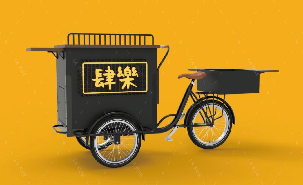 三輪餐車|雞蛋糕概念車 001