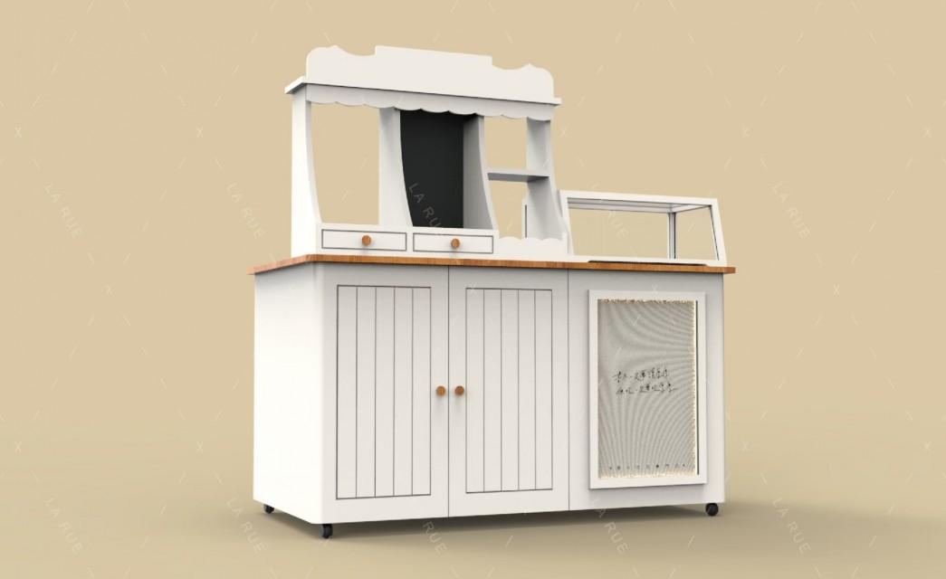 定點餐車|厚片概念車 002