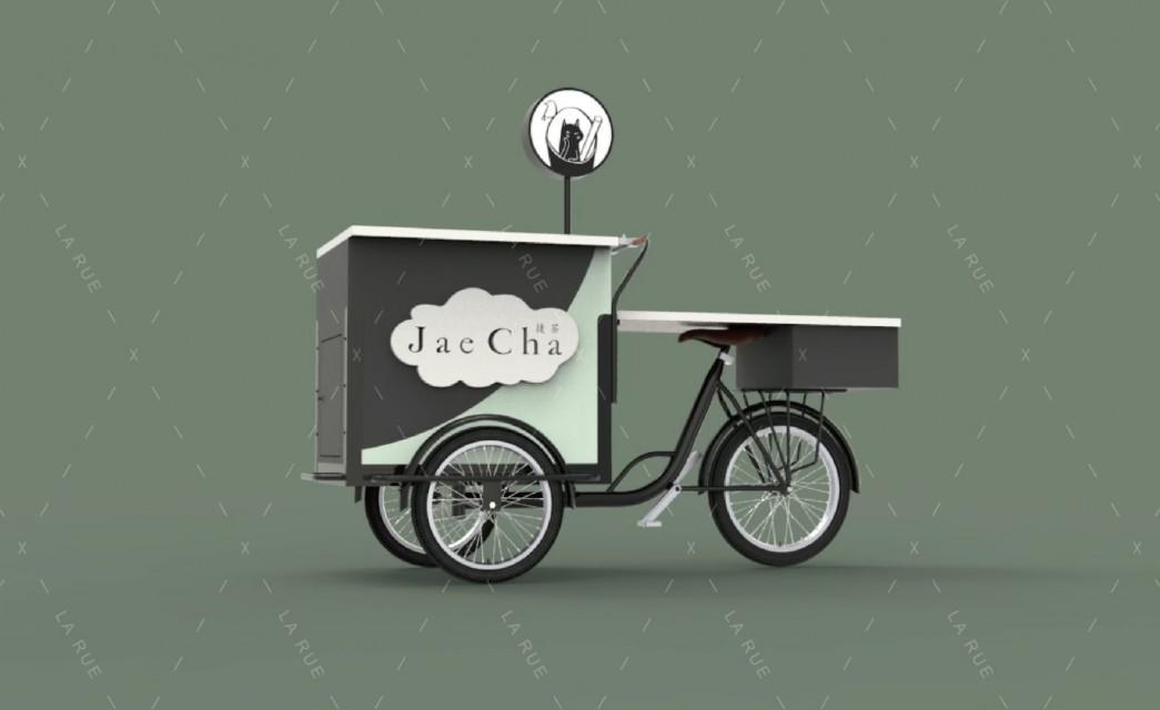 三輪餐車|產品展示概念車