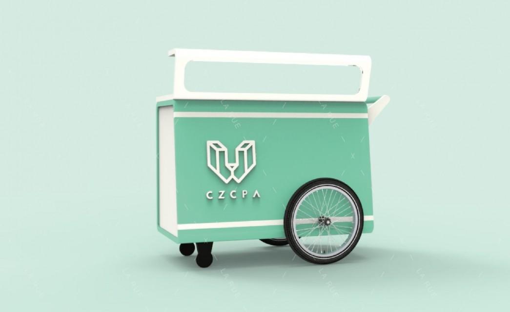 定點餐車|產品展示概念車