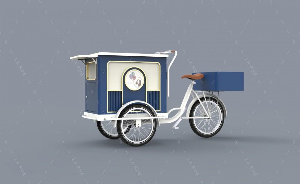 三輪餐車|雞蛋糕概念車 004