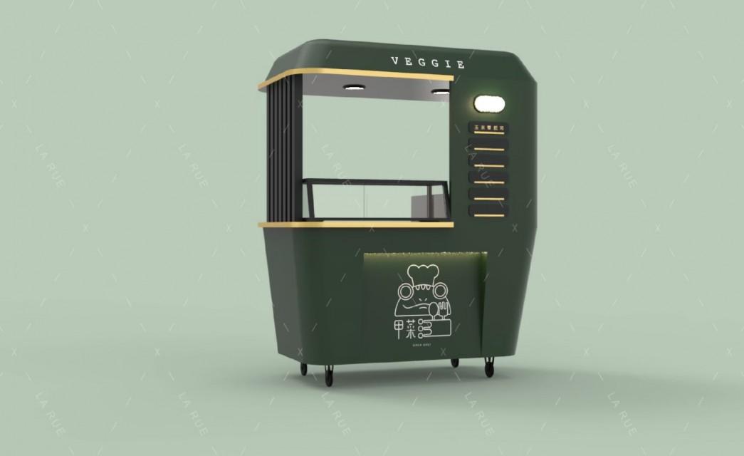 定點餐車|產品展示概念車 002